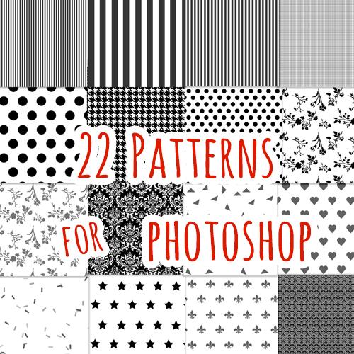 Pattern 22 Basic Patterns Polka Dot, Stripe, Seersucker, Houndstooth