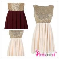 Dark Burgundy Bridesmaid Dresses,Short Bridesmaid Dresses ...