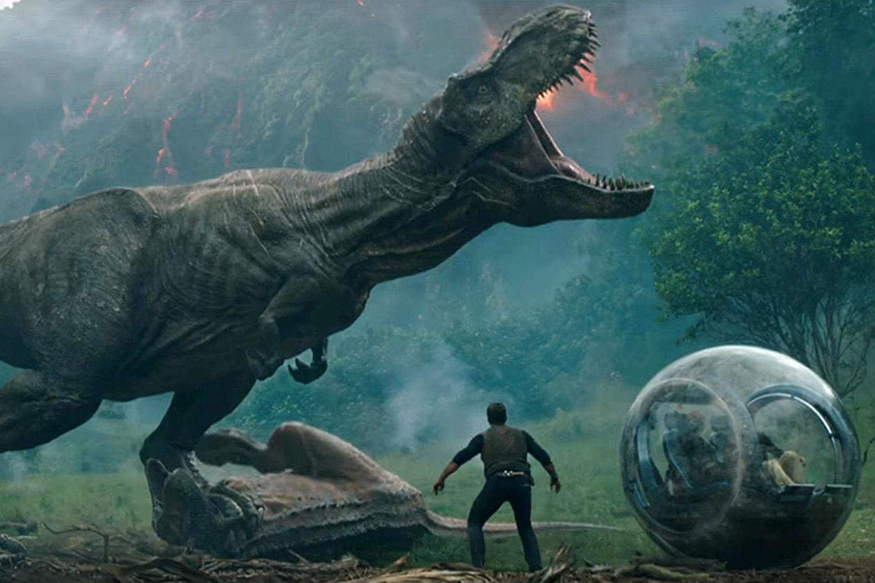 Box Office World Jurassic World Comfortably Holds Off Hereditary At Uk Box
