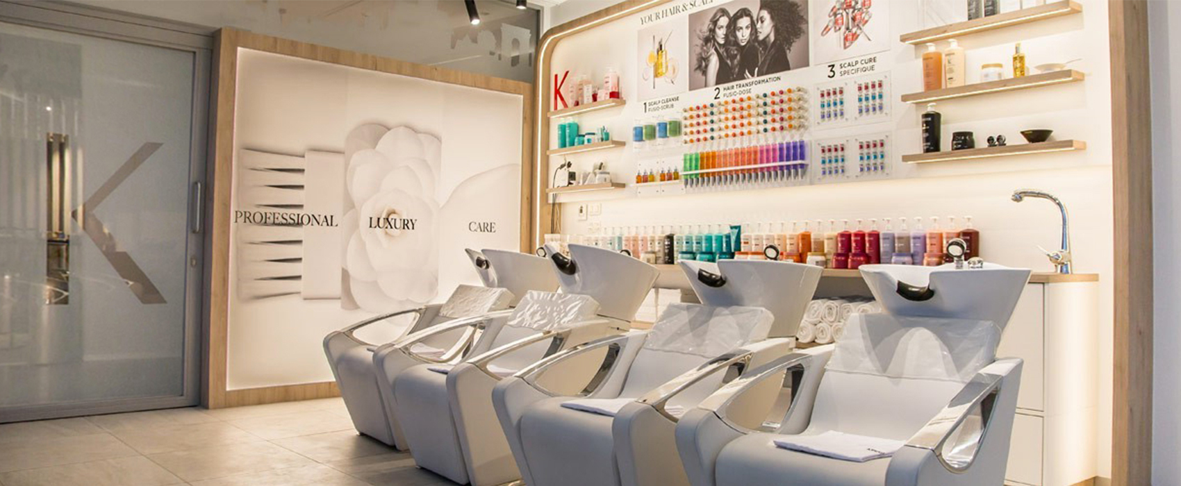 Salon Find Your Kérastase Hair Salon Professional Hair Scalp Experience