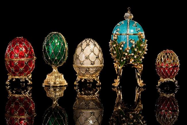 Seven Famous Faberge Eggs Documentarytube