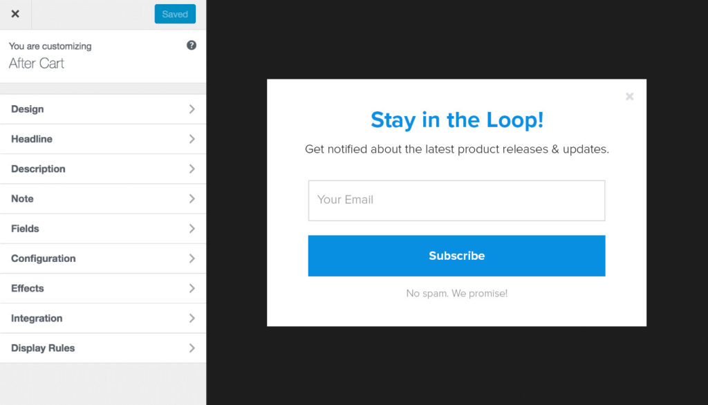 Lead Generation  Email Optin Form for WordPress - MailOptin