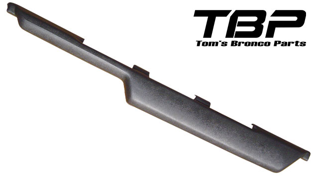 Dash Components - Toms Bronco Parts