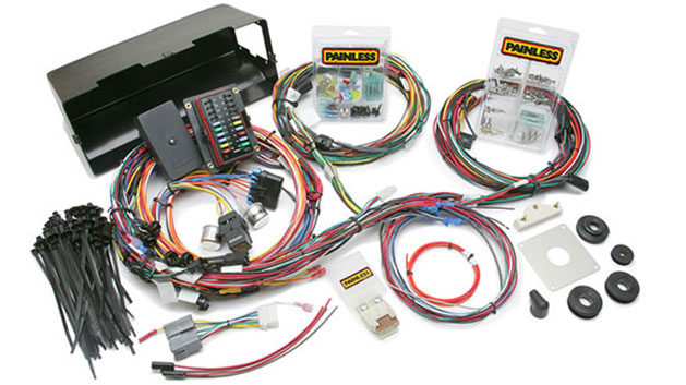 PAINLESS 28 Circuit Wiring Harness for 66-77 Ford Bronco *FREE