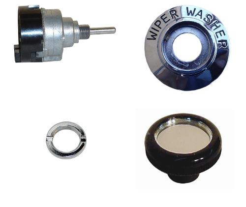 Wipers  Washer Parts - Toms Bronco Parts