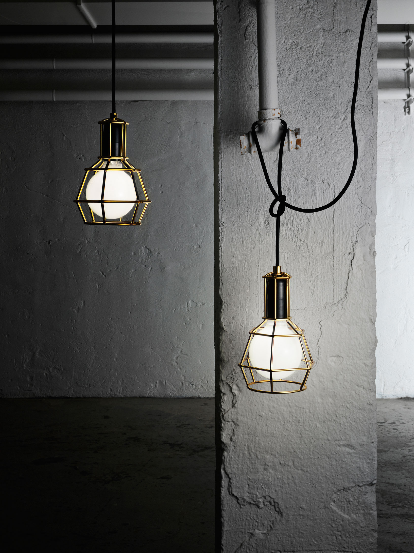 Lampe Industrial Design Form Us With Love Design House Stockholm Work Lamp