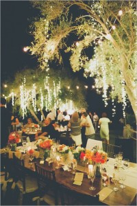 15 Ways To Decorate Your Wedding With Twinkle Lights!