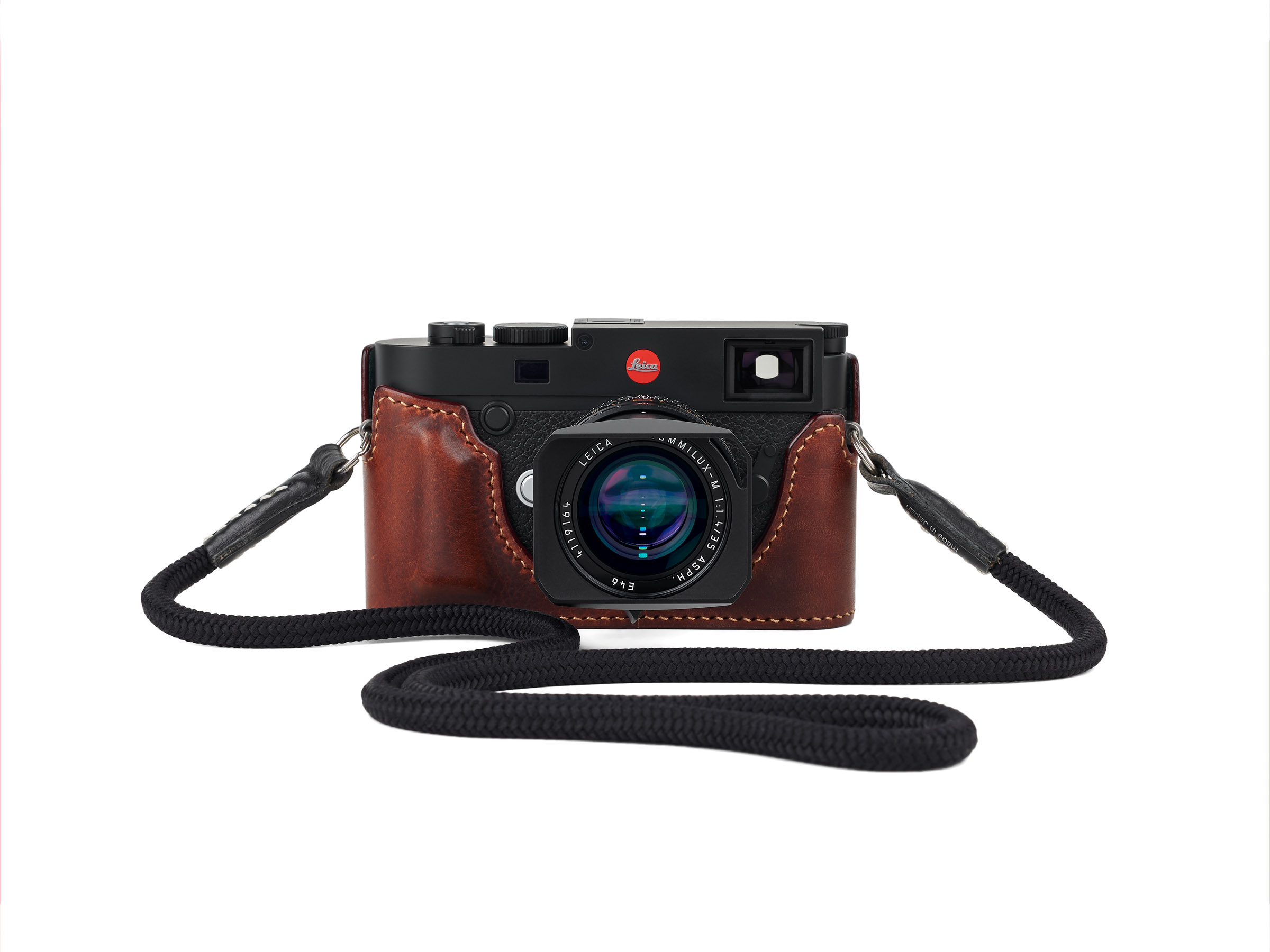 Arte Di Mano Half Case Review Arte Di Mano Leica M10 Leather Half Case
