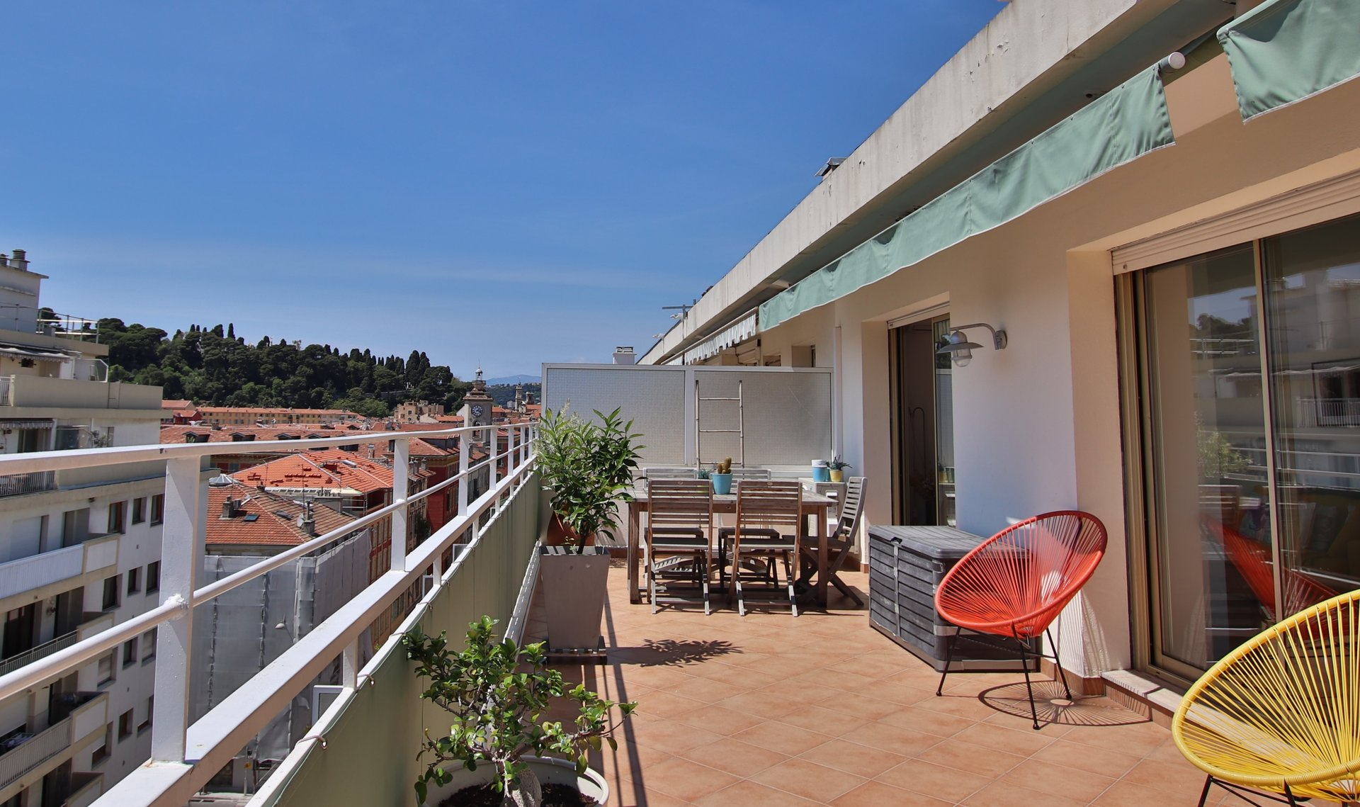 Vente Appartement Nice Le Port Le Port 565 000