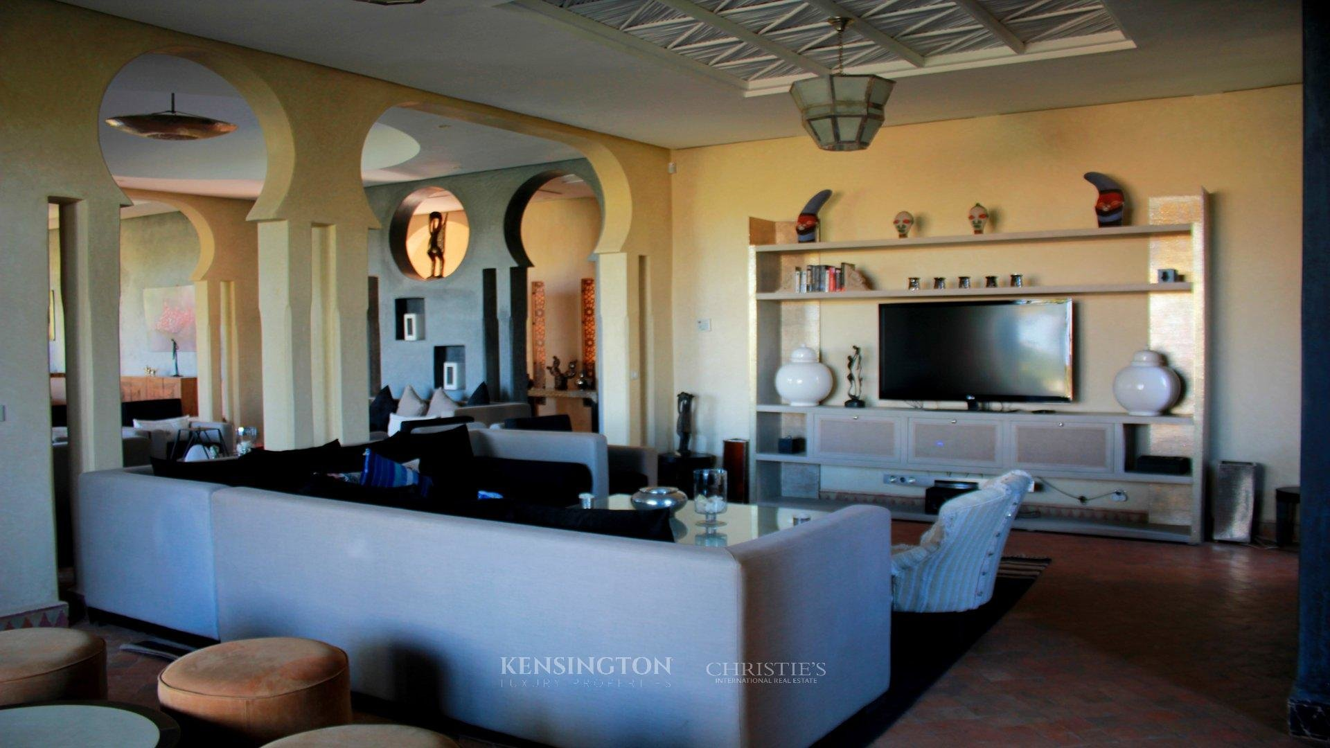 Salon Marrakech Luxury Villa For Sale Marrakech Olivera Villa 2 Kensington