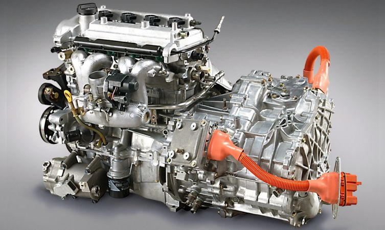 Why does Toyota use Atkinson cycle engines? - Toyota