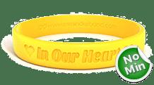 Custom Rubber Wristbands
