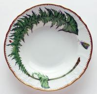 Anna Weatherley Green Leaf Dinnerware   Gracious Style