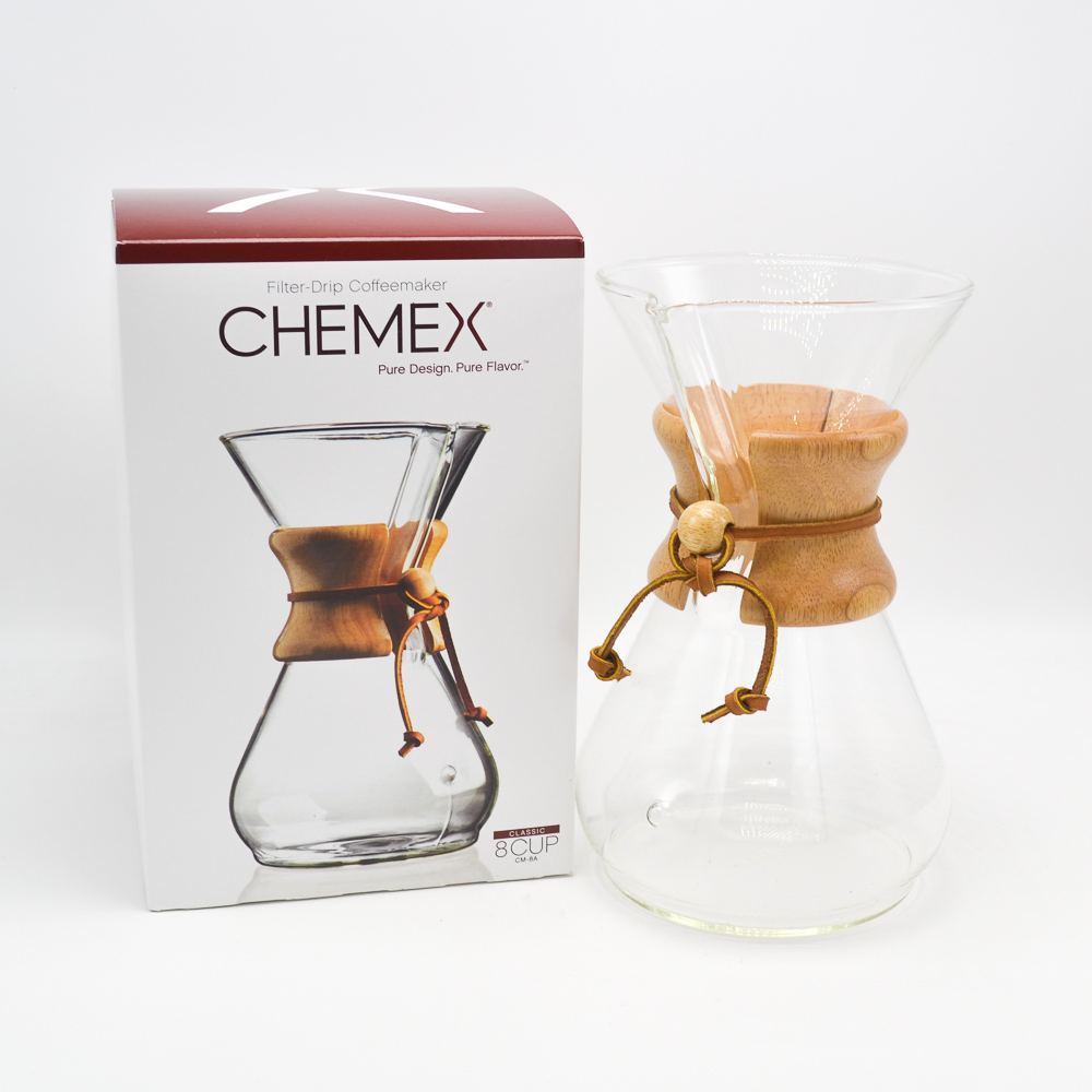 Bodum Pour Over Kaffeebereiter Brew The Best With Chemex