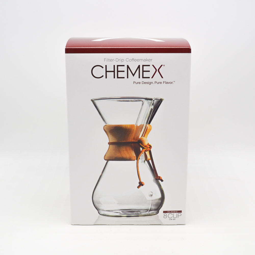Bodum Pour Over Kaffeebereiter Chemex 8 Cup Pour Over