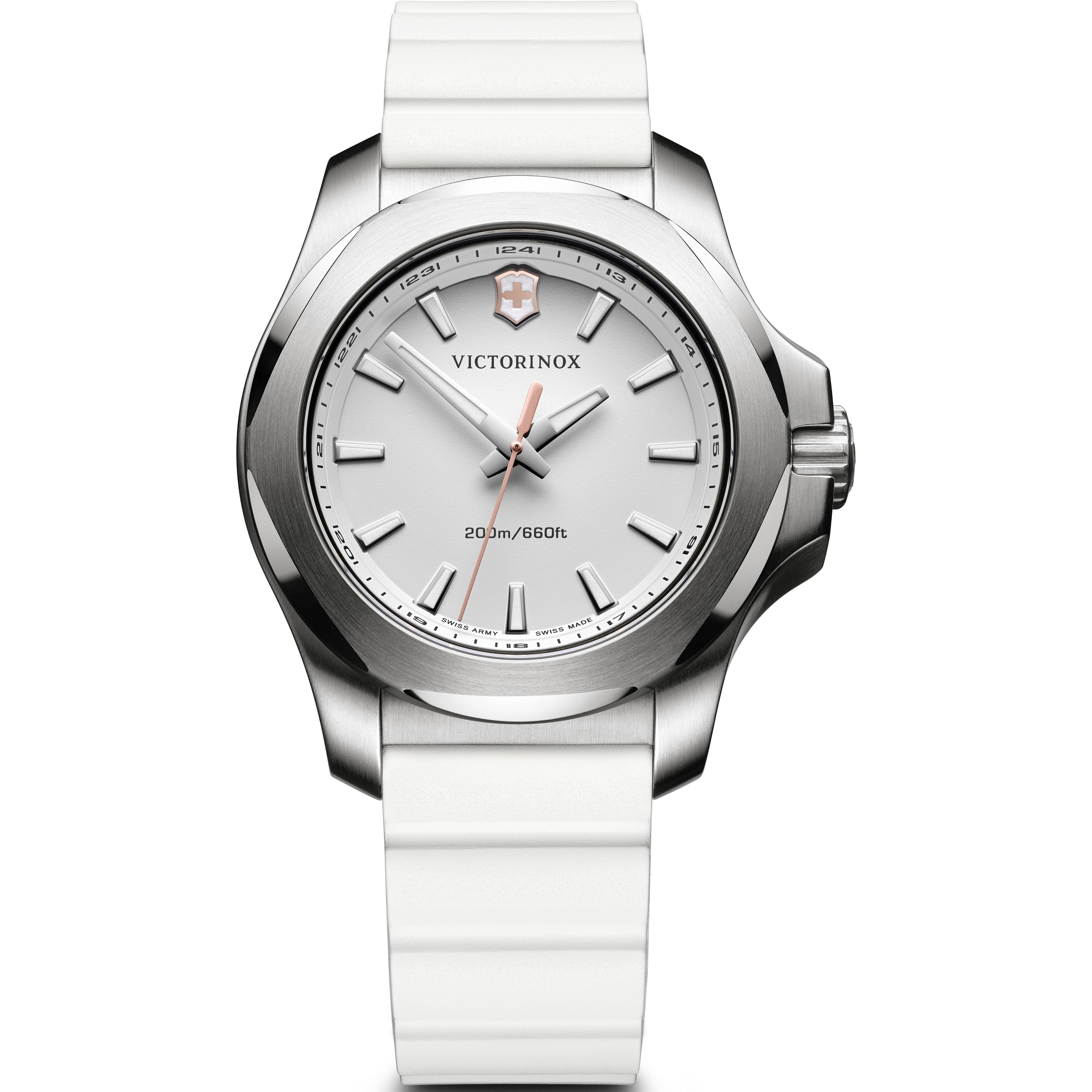Deko Discount 24 Ladies Victorinox Swiss Army I N O X V Watch 241769