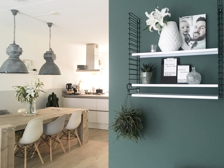 Bank Wit Shop The Look: Scandinavisch Industrieel - Alles Om Van Je