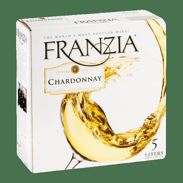 Franzia Vintner Select Chardonnay Reviews Find The Best