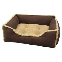 Arlee Home Fashions Canine Creations Lounger Puggz Pet Bed ...