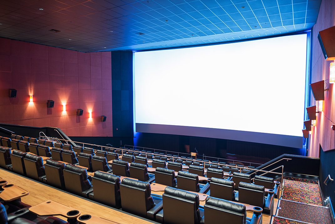 Luxury Movie Theater Near Me in Dulles, VA Dulles Town Center