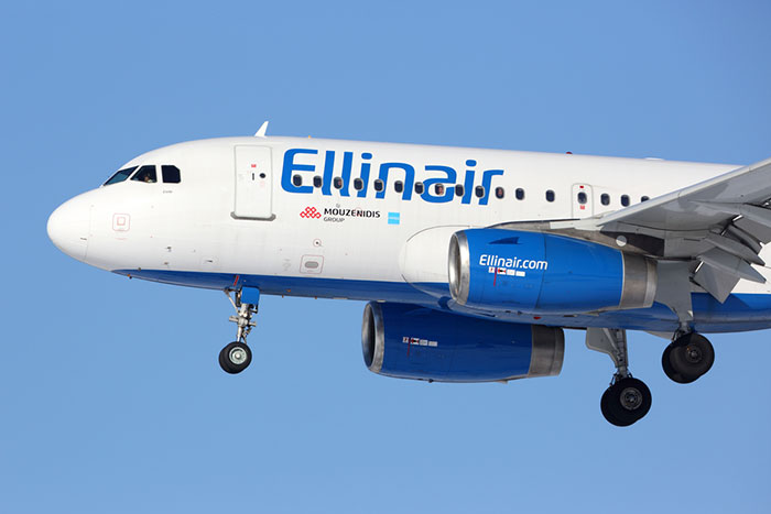 Greek airline Ellinair selects SITA for passenger management