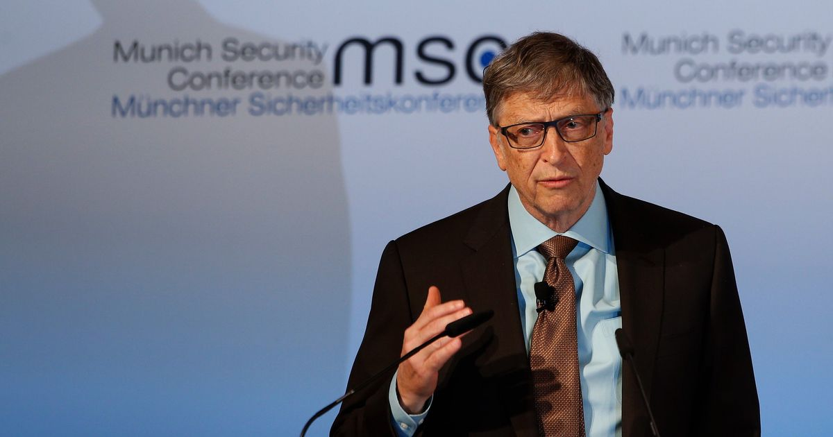 Billionaire Bill Gates donates Microsoft shares worth $46 billion