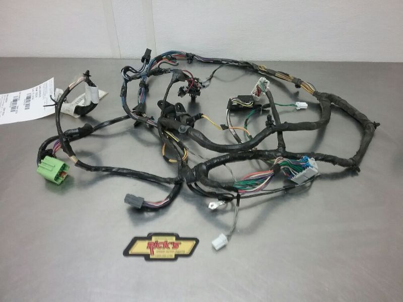 2005 JEEP WRANGLER P56051640AA Dash Wire Harness 427092 eBay