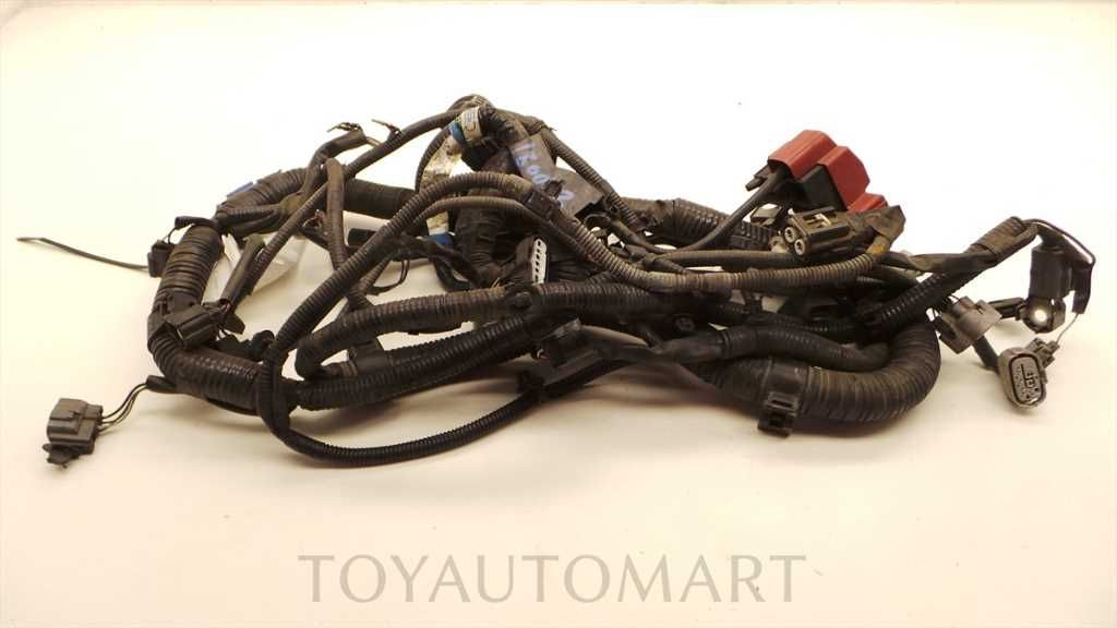 06 07 08 09 10 11 12 13 14 15 16 Toyota Yaris Engine Wiring Harness