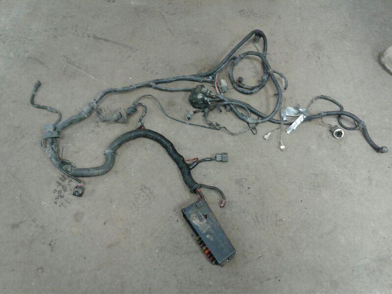 1995 JEEP WRANGLER 25 AUTO TRANSMISSION Engine Wire Harness 461588