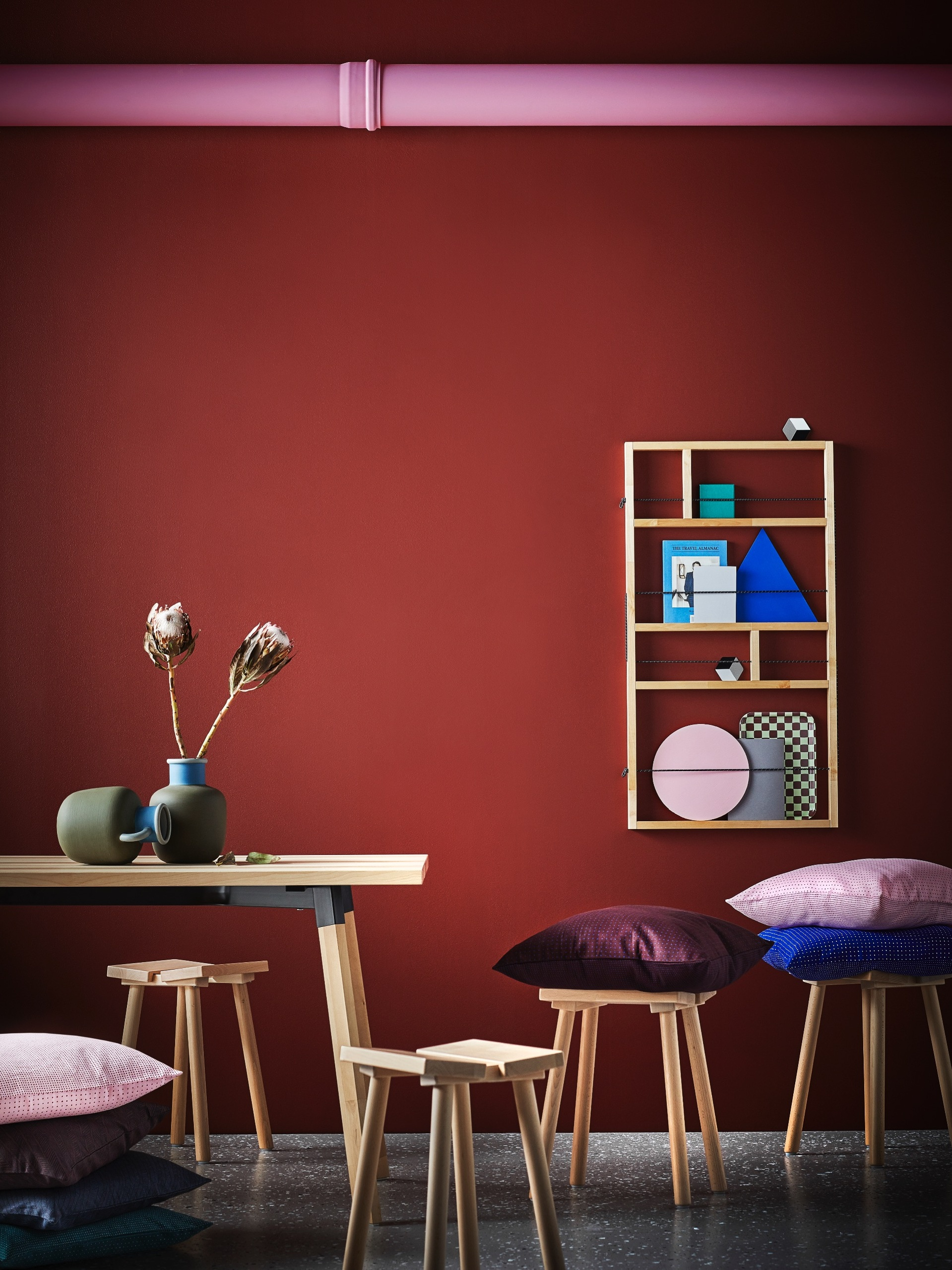 Ikea Ypperlig Fynn Freyschmidt Product Design Hay X Ikea Ypperlig Collection