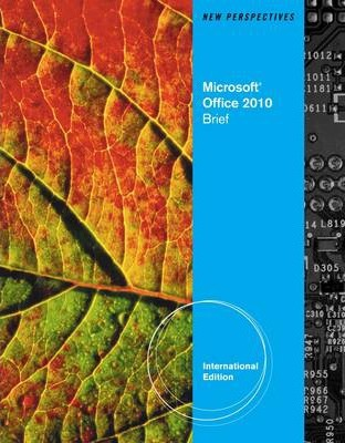 New Perspectives on Microsoft (R) Office 2010  Ann Shaffer