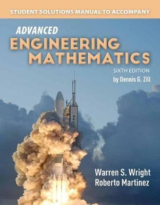 Student Solutions Manual To Accompany Advanced Engineering - advanced engineering mathematics zill pdf