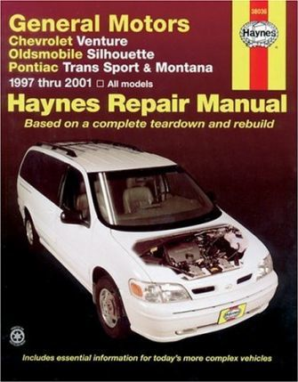 General Motors Chevrolet Venture (97-01), Oldsmobile Silhouette (97