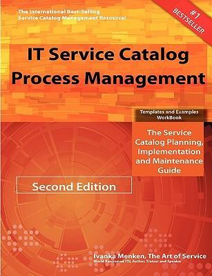 PDF It Service Catalog Process Management Templates and Examples