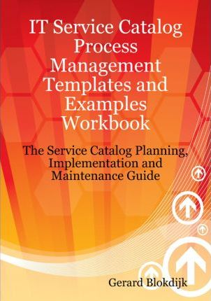 It Service Catalog Process Management Templates and Examples