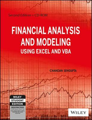 Financial Analysis and Modeling Using Excel and Vba (with - CD