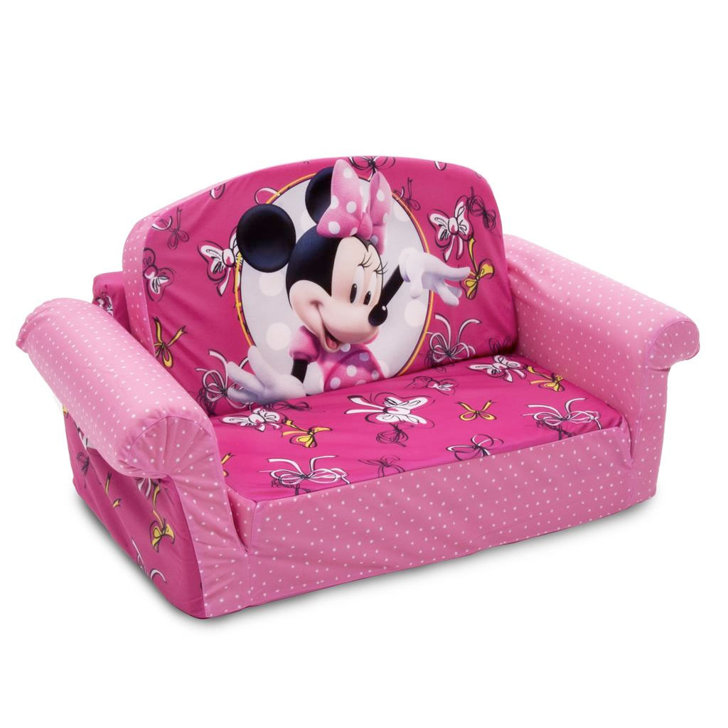 Sofa Infantil Toys R Us Spin Master Marshmallow Furniture Flip Open Sofa Minnie Bow Tique
