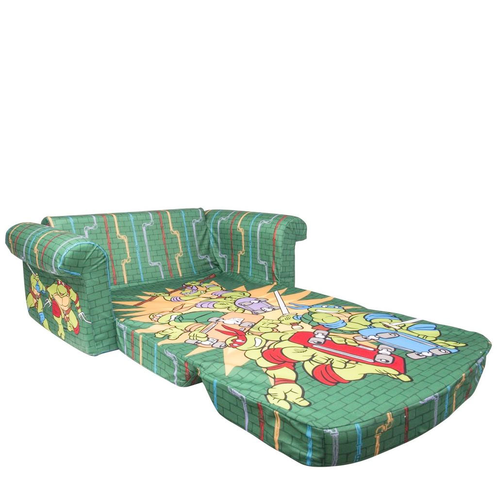 Retro Inflatable Sofa Spin Master Marshmallow Furniture Flip Open Sofa Tmnt Retro