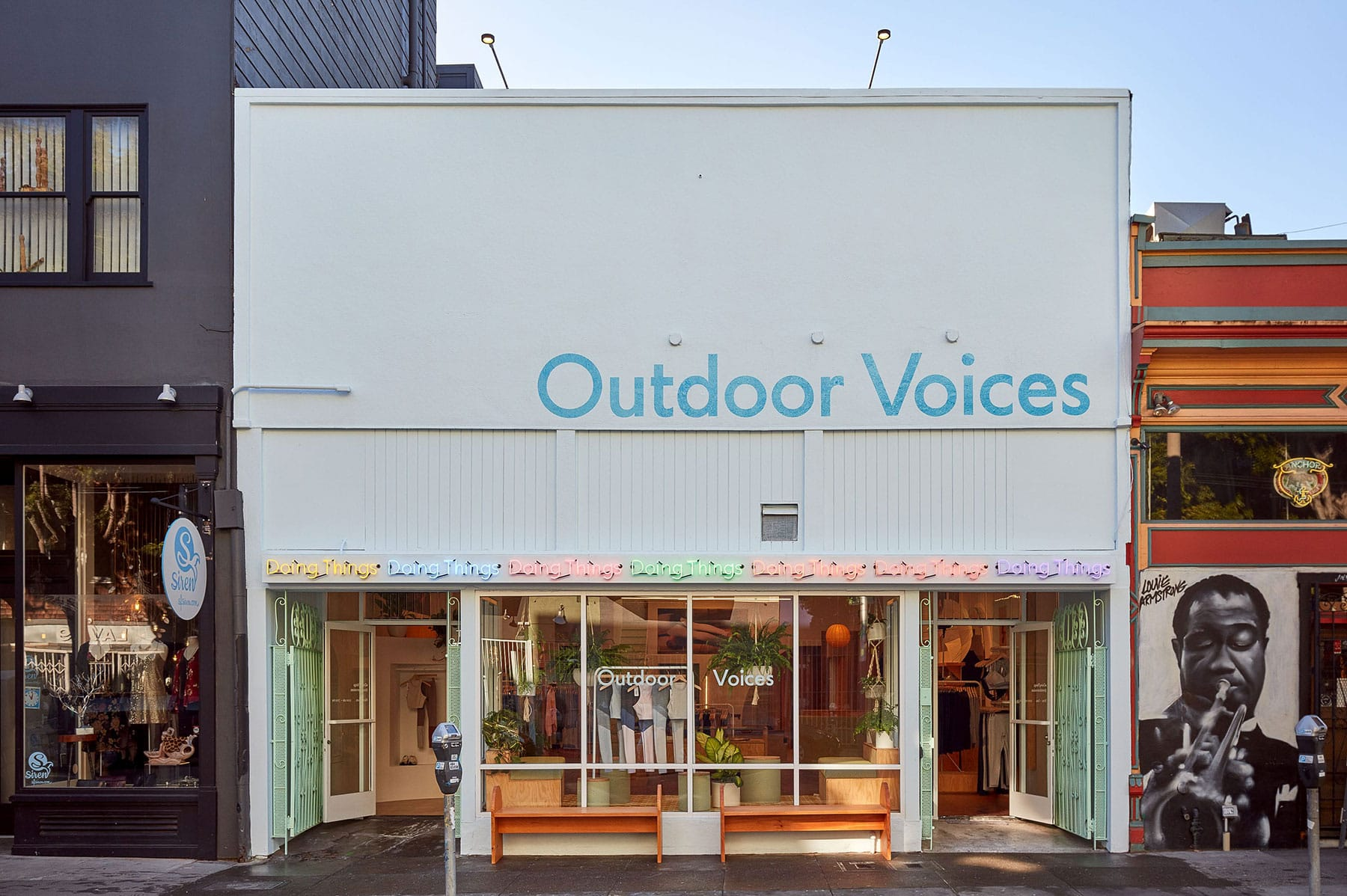 Store Exterieur Orleans Outdoor Voices Technical Apparel For Recreation