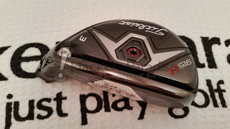 Titleist 915h Hybrid Review - The Hackers Paradise
