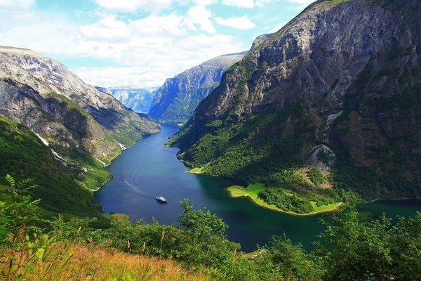 Home - Bike The Fjords - fjord