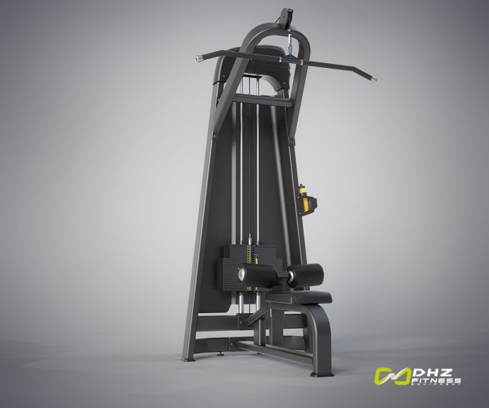 Pull Over Gerät Inserat Dhz Fitness Latzugmschine Power Station Pulldown