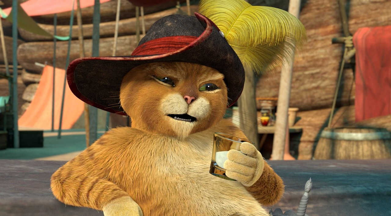Puss In Boots Wallpaper Hd Dreamworks Animation Tv S Puss In Boots Returning To