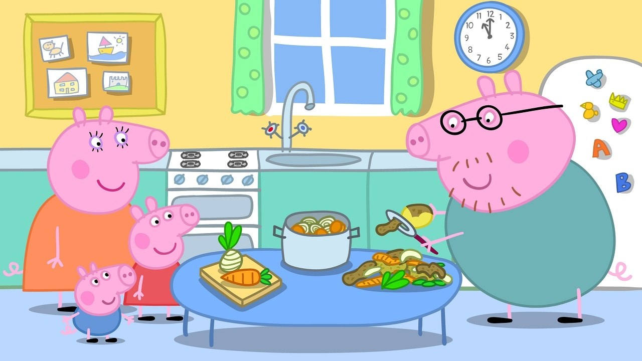 Cuisine Peppa Pig Eone S Peppa Pig Headed To Mass Retail Market In France