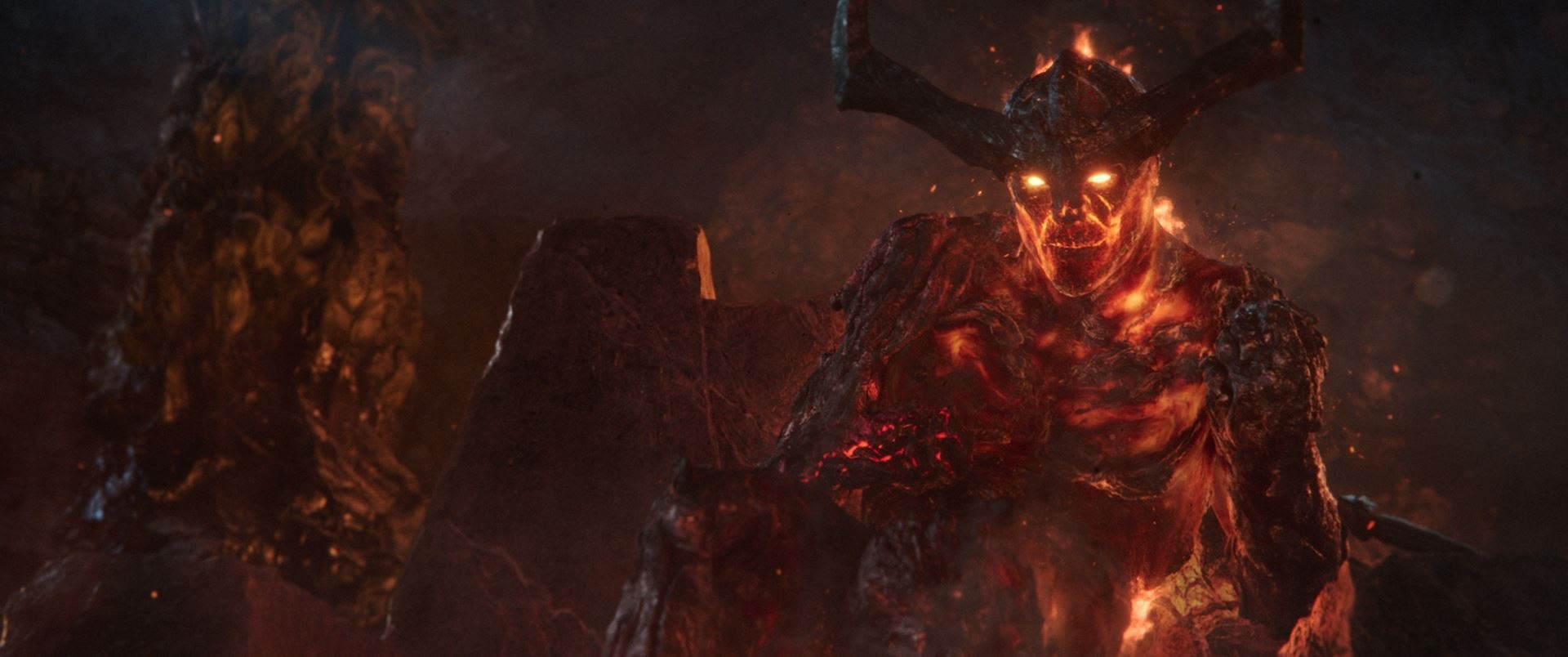 Devil May Cry Wallpaper Hd Method Studios Ignites Fire Demon Surtur For Marvel S