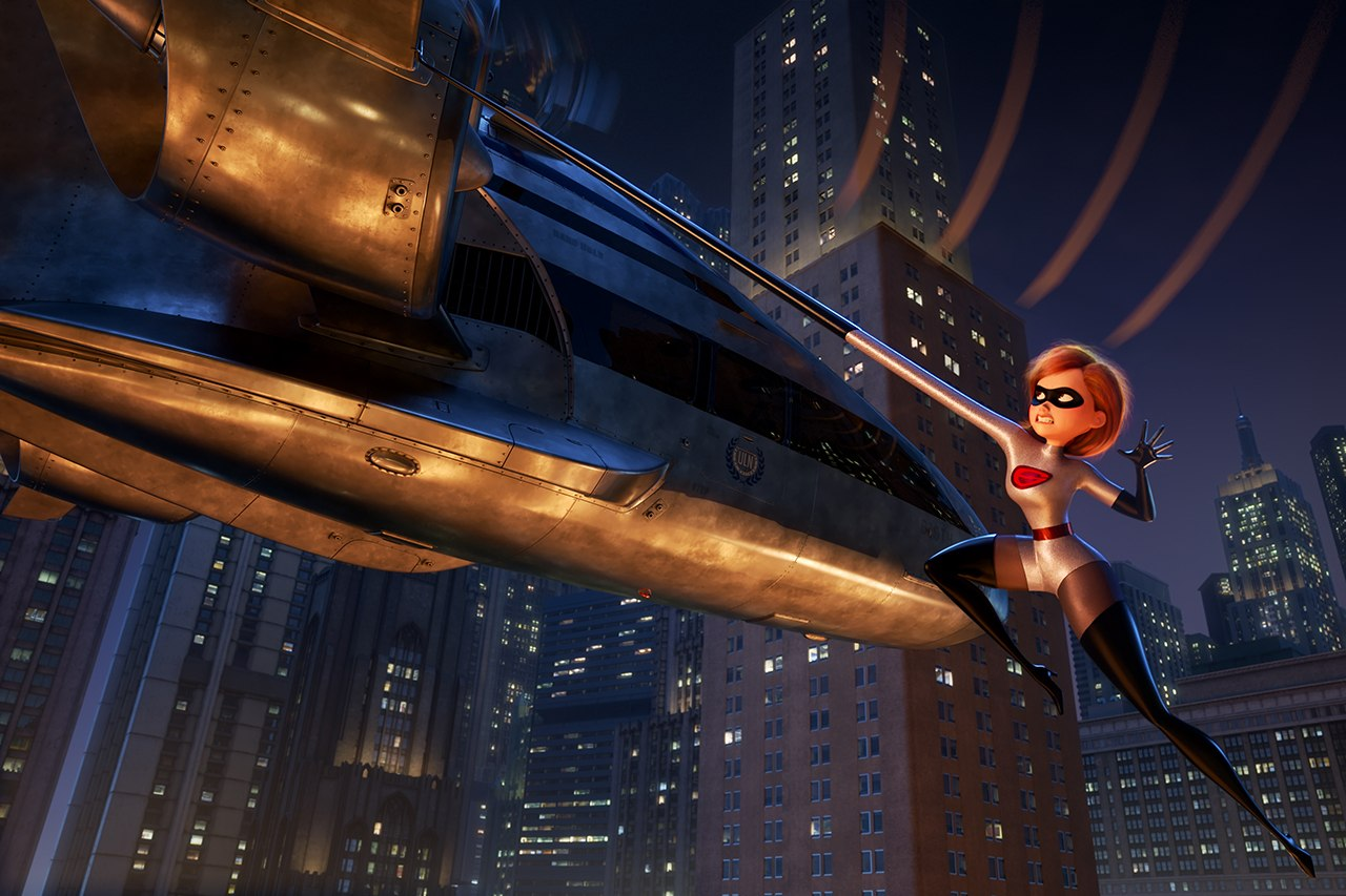 Box Office World Box Office Incredibles 2 Sets Animation Debut Record