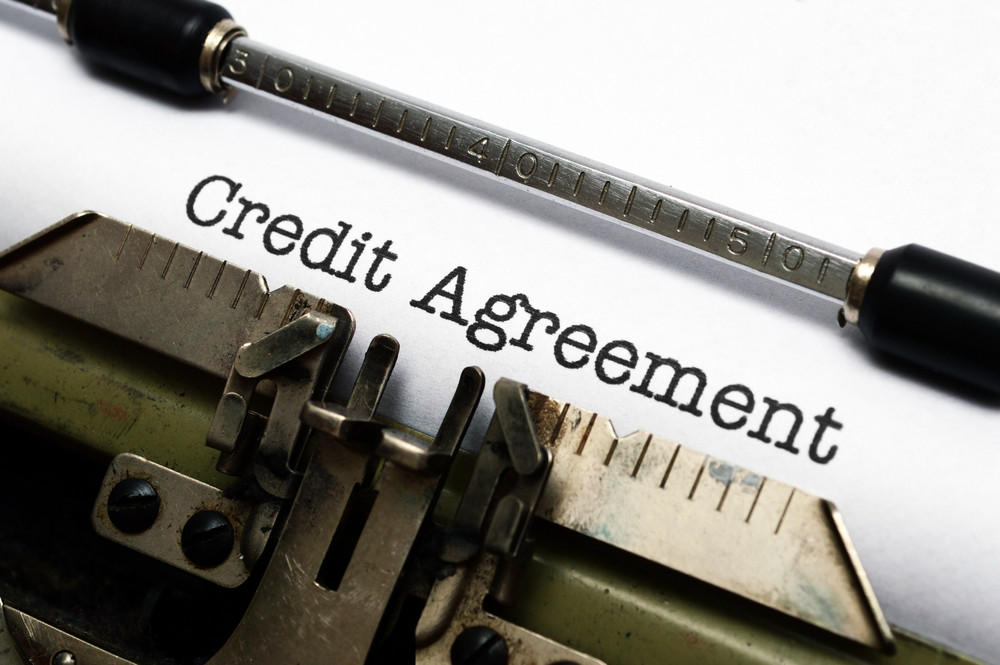 Credit Agreement Royalty-Free Stock Image - Storyblocks - credit agreement