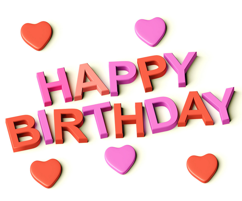 Fullsize Of Happy Birthday Heart