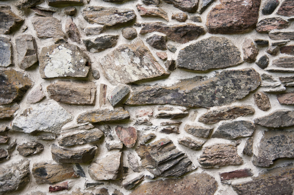 Natural Stone Masonry Royalty-Free Stock Image - Storyblocks