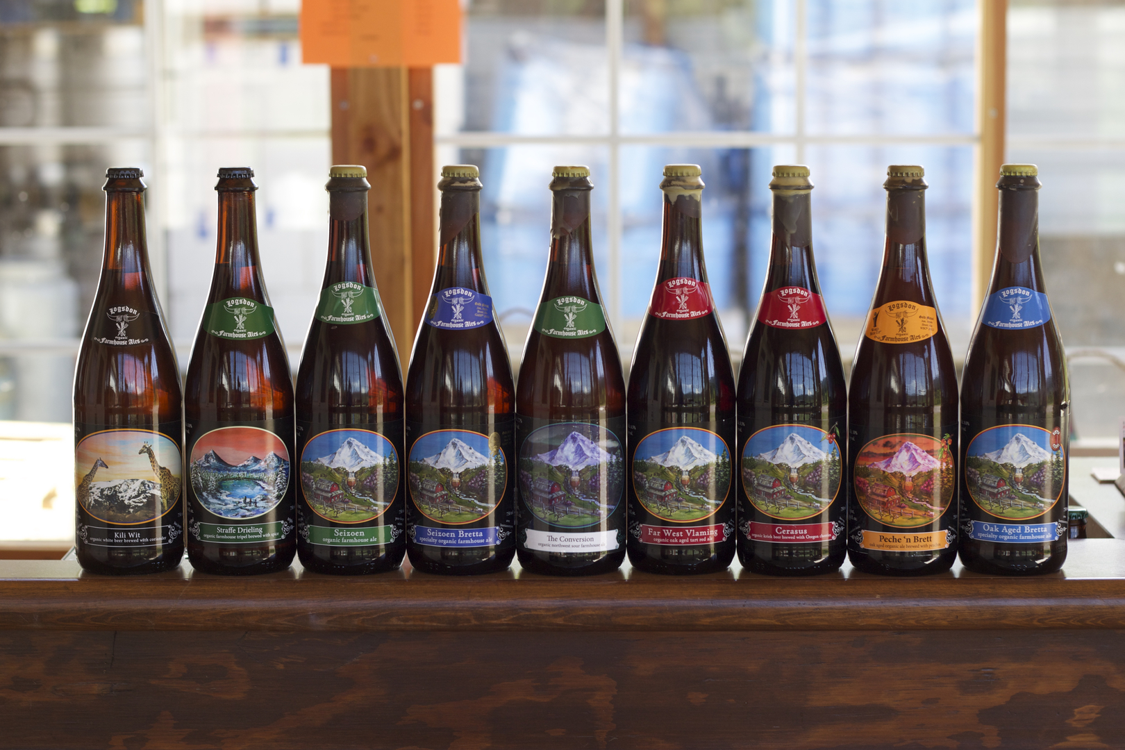 Logsdon Farmhouse Ales Logsdon Farmhouse Ales Founder Plans To Sell Stake Retire